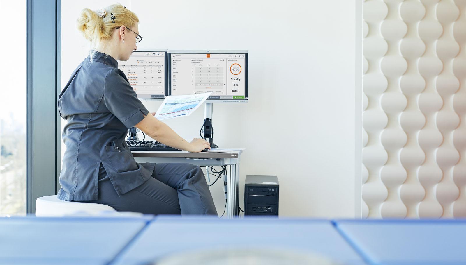 Hyperthermie der Wirkverstärker für Chemo und  Bestrahlung.