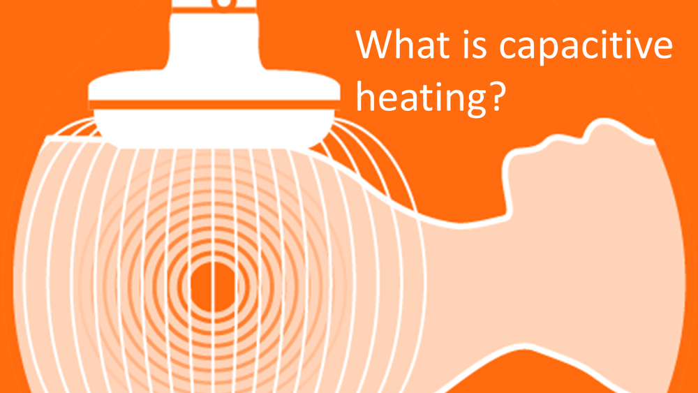 What is capacitive heating? or: Why does it get warm at depth?